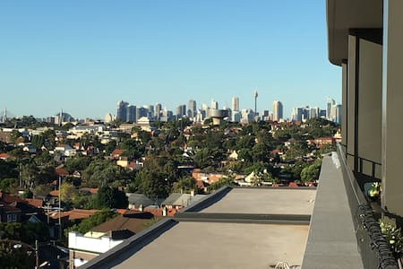 Top of the Hill - Dulwich Hill - Wohnung