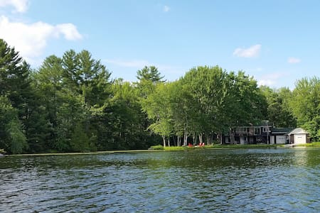 Family Friendly Quiet Kawartha Waterfront Cottage - Buckhorn - Hus
