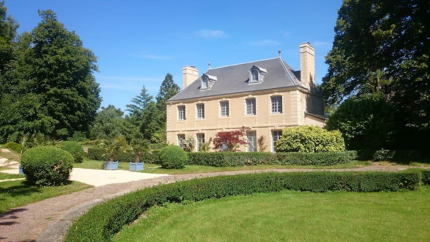Gentilhommière XVIIIème - Villers-Bocage - Rumah