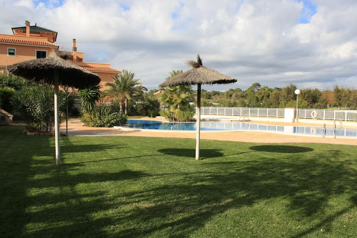 Apartment in Calas de Mallorca - Manacor - Daire