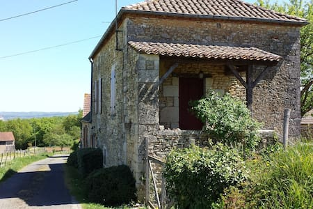 Petite habitation à la campagne - Allas-les-mines - Casa