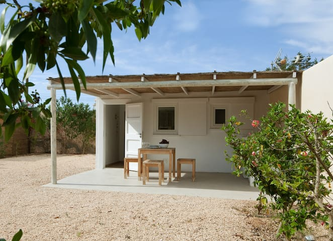 Bungalow Norte near to the Beach - Formentera