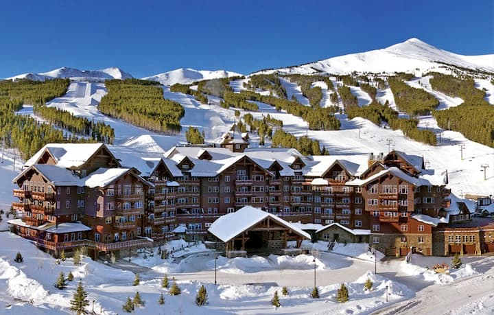 One Ski Hill Place! Ski In/Out.Premier Resort