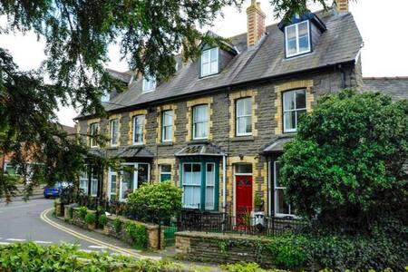 Terraced Victorian Cottage Sleeps 4 - Hay-on-Wye