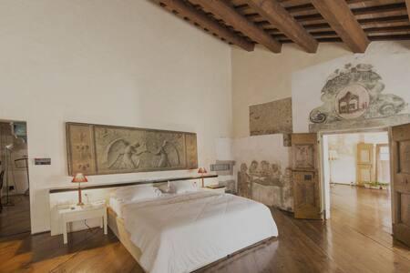 Soggiorno nella tradizione della Villa Veneta