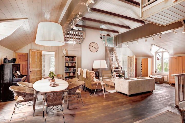 Ihana loft-asunto - Raseborg