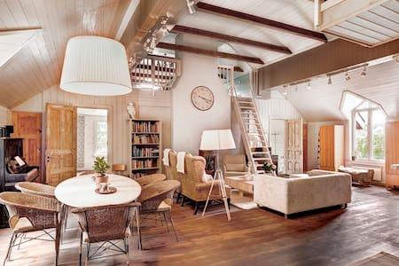 Ihana loft-asunto - Raseborg - Apartmen