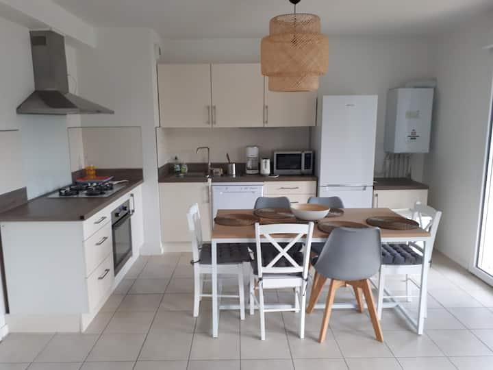 Appartement au Pays Basque