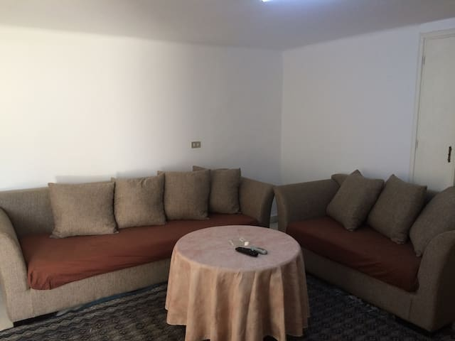 Great appartement El Menzah 9 Tunis - Tunis - Huoneisto