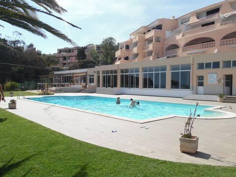 Apartment Aveiros Beach 1 Bedroom 50m Beach W/ AC
