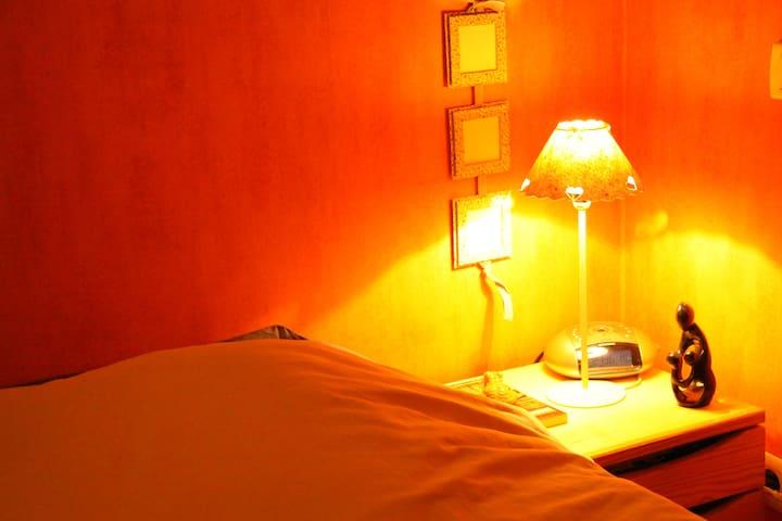 Belle chambre dans maison alsacienne au CV Obernai