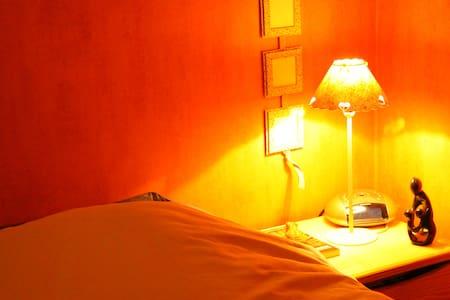 Belle chambre dans maison alsacienne au CV Obernai - Rumah