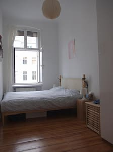 Charming double room in Kreuzberg - Berlino