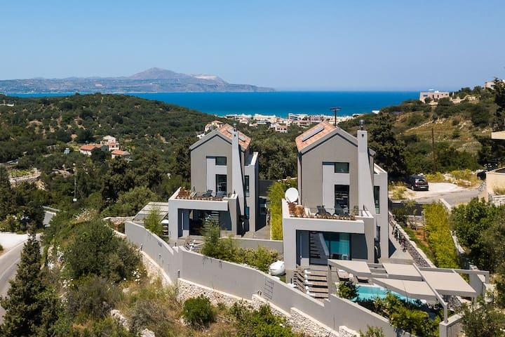 Aspro Estate Villas, Ideal for big Groups!