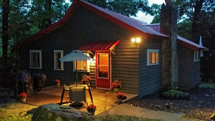 2BR/1 Bath Cabin Seven Springs, PA! - Somerset - Cabin