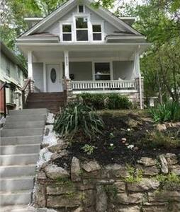 Private Bedroom with Full Bathroom - Kansas City