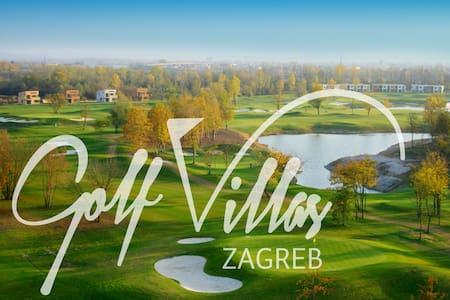 Golf Villas Zagreb - Zagreb - Villa
