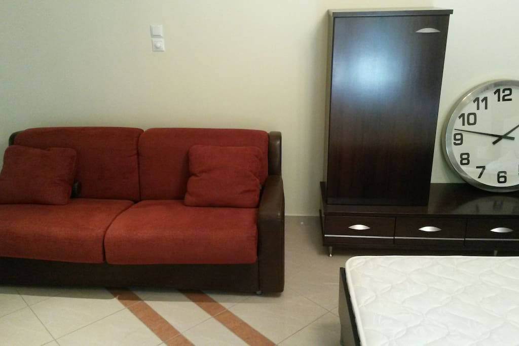 EXTRA SOFA (DOUBLE BED)