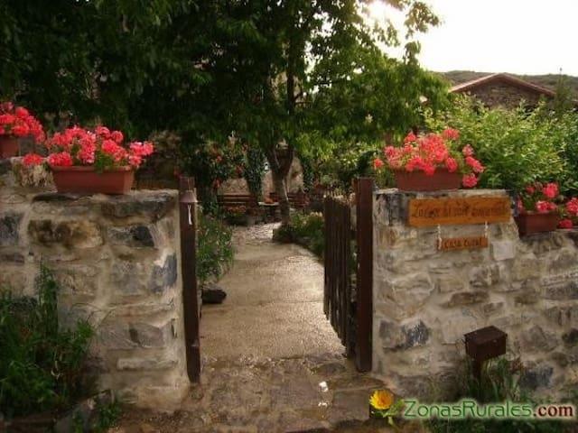 """Casa rural """"La Casa del Valle Encantado"""" - Poyales - 獨棟"""