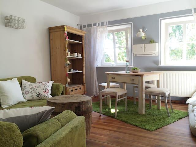 Schnuckenhof - Harmonie & Erholung am Bauernhof - Thalmässing - Apartamento