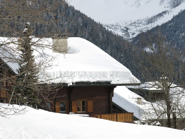 appartement Berneuse,skis aux pieds ménage compris - les Diablerets - Apartamento