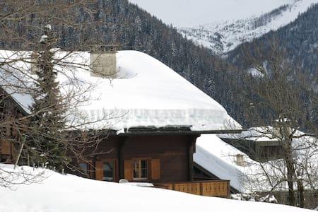 appartement Berneuse,skis aux pieds ménage compris - les Diablerets - Huoneisto