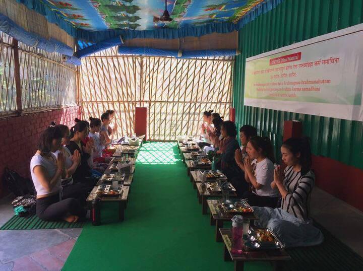 Rishikesh Sadan The Spiritual Retreat