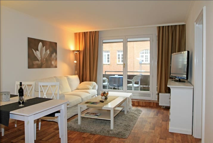 In the heart of Westerland | City-Lounge - Sylt - Appartement