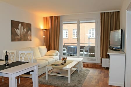 In the heart of Westerland | City-Lounge - Sylt - Apartamento