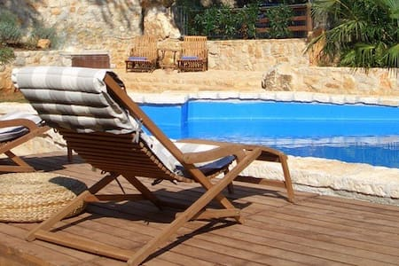Ferienhaus mit Pool Porec Decovici für 4 Personen - Nova Vas - Ev