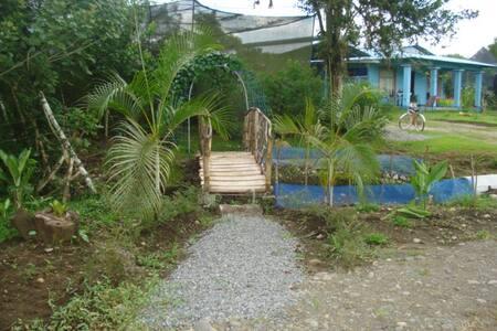 habitacion en casa de campo - Guacimo - Slaapzaal