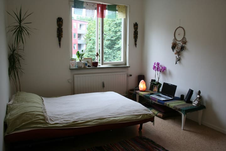 Room in Gnesta south of Stockholm - Gnesta - Apartamento