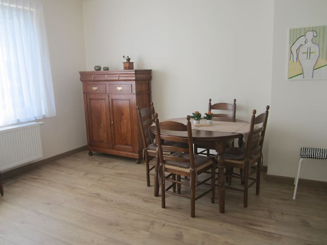 Fully renovated appartement