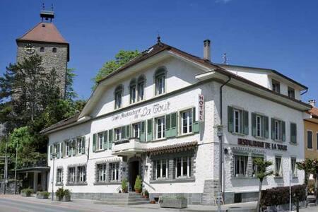 Hôtel de la Tour - La Tour-de-Trême
