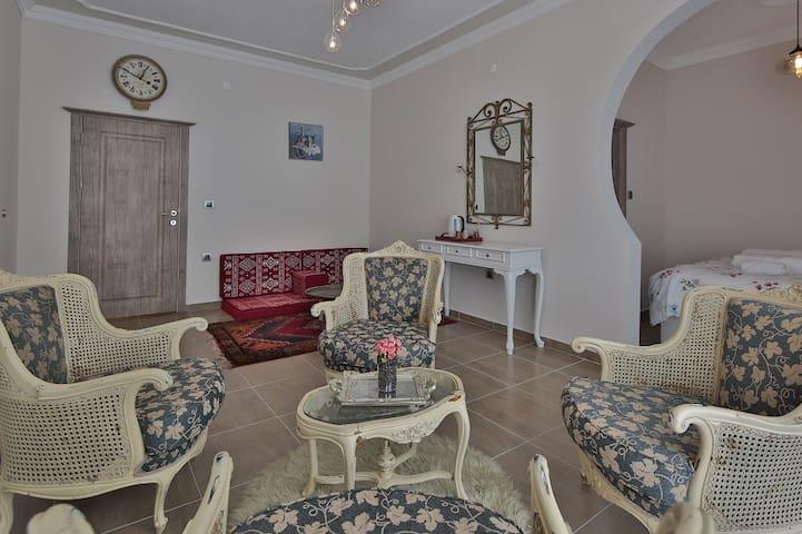 Cozy Villa Cappadocia Deluxe Double - Uçhisar - 別荘