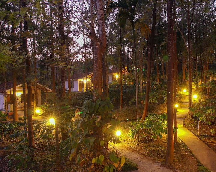 TGC:M30-Cottages Amidst Mudumalai Forest(Food Inc)