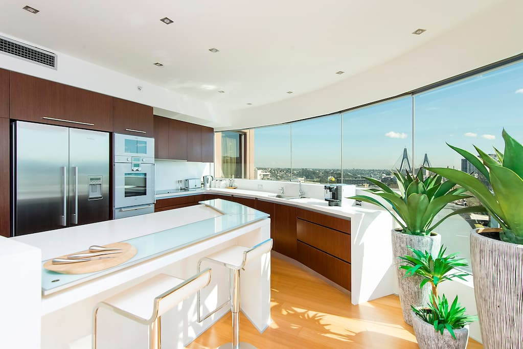 Darling Harbour Apartments For Rent In Pyrmont New South Wales Australia