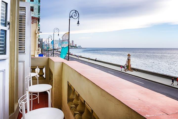 B&B with Wonderful Sea View