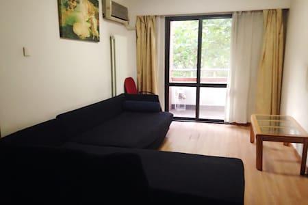 花园式小区,紧邻朝阳公园超大沙发 - Beijing - Apartment