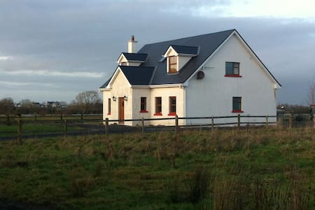 Bright spacious house near Galway
