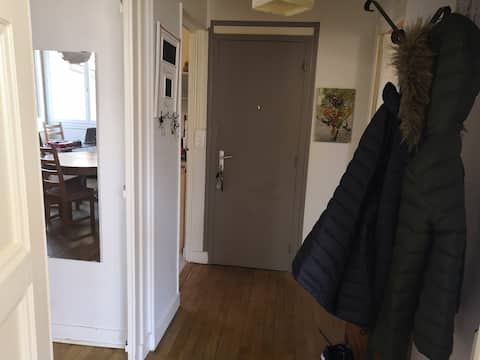 appartement calme à proximité  de Dijon