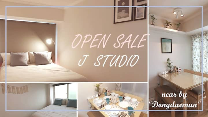 """[Open sale]""""J Studio 2 """" near by """"Dongdaemun"""""""