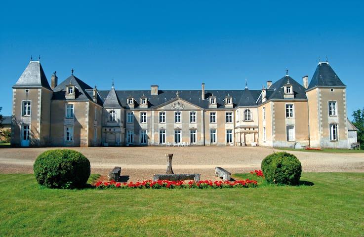 Chambre de la Marquise - Port-d'Envaux - Şato