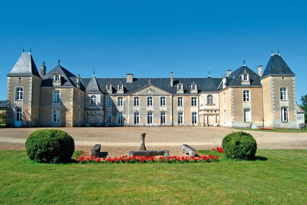 Chambre De La Marquise Ch Teaux Louer Port D 39 Envaux