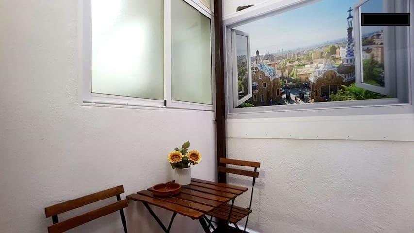 apartament centric ramblas catalunya