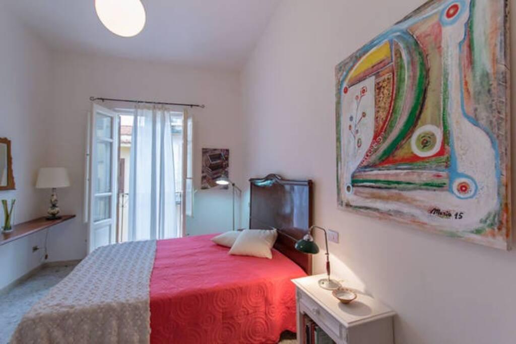 Main Bedroom/Stanza da letto