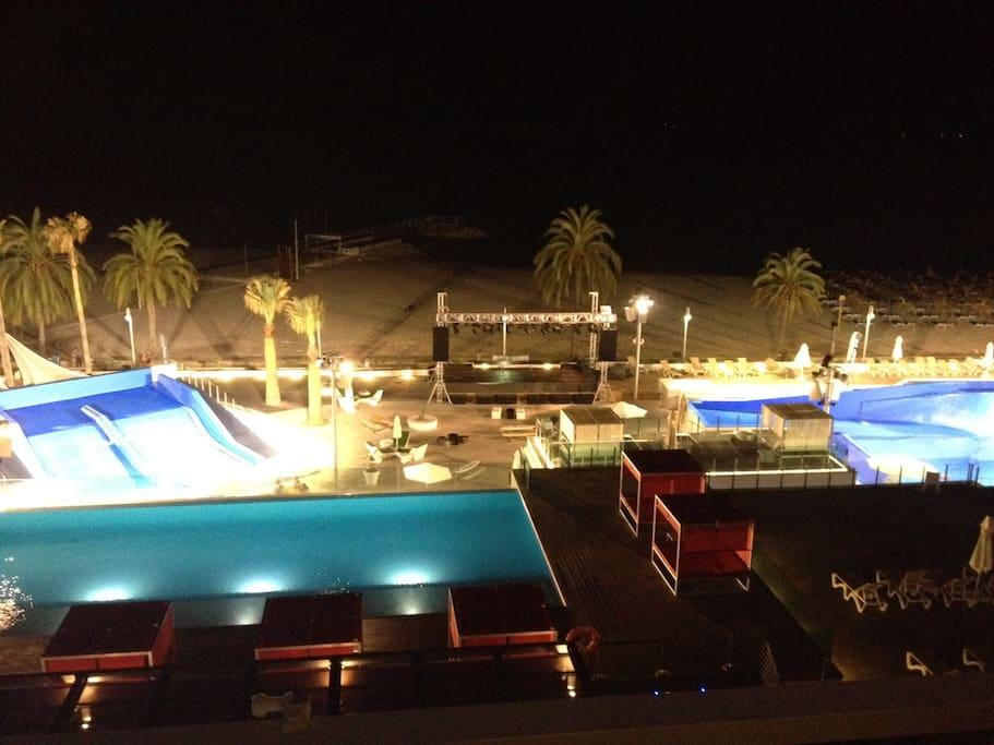 Night views!