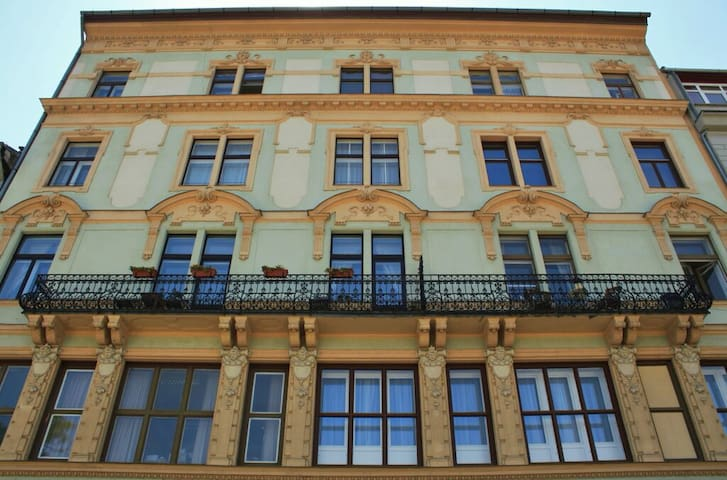 Peaceful and Central - Budapest - Leilighet
