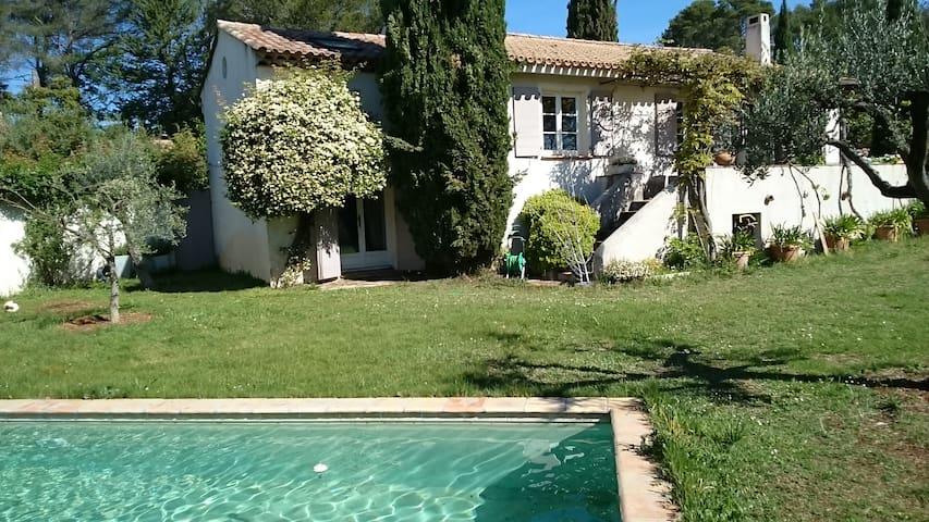 Trans en Provence,Villa  piscine - Trans-en-Provence - House