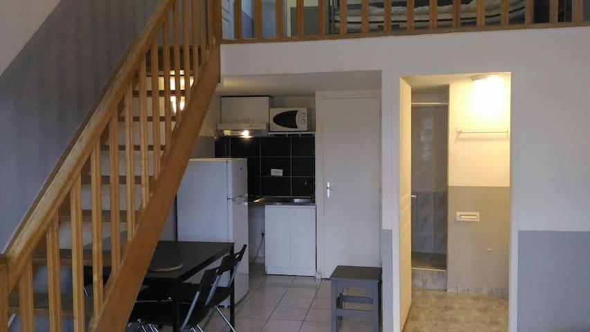T2BIS EASYLOFT CHAPONNAY - Chaponnay - Appartement en résidence